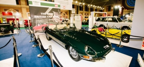 The Classic & Sports Car Show 28th - 30th October 2016