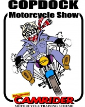 Copdock Motorcycle Show - Sunday 1st October 2017 - 9am to 6:00pm