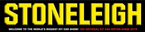 National Kit Car Show 6th & 7th May 2018 - Stoneleigh, NAEC, Nr Kenilworth, CV8 2LZ