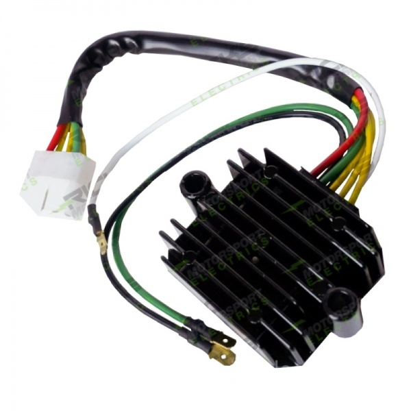 Lithium Ion Battery Compatible Rectifier Regulator 14_100