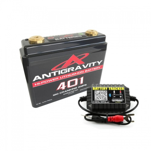 AG401 Battery & Lithium Tracker