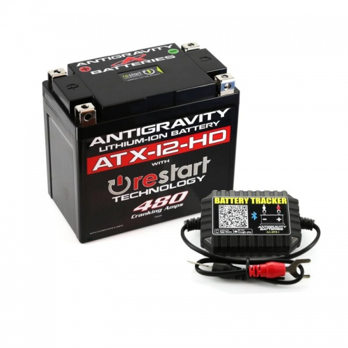 ATX12-HD Restart Battery & Lithium Tracker