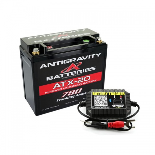 ATX-20 Battery & Lithium Tracker