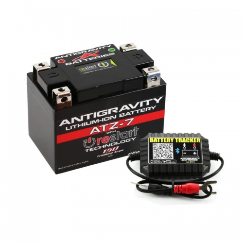 ATZ-7 Restart Battery & Lithium Tracker