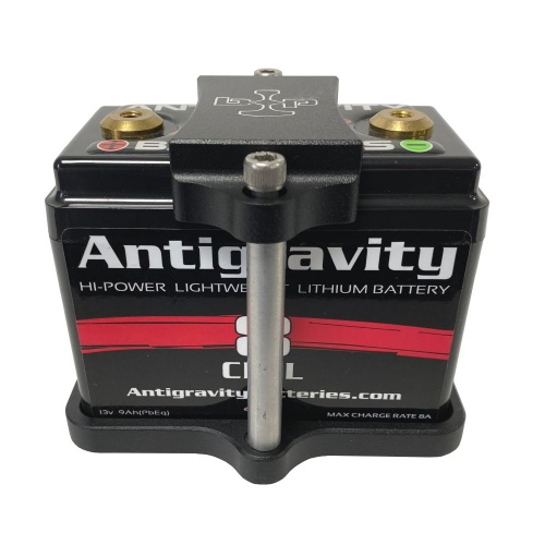 Battery Tray - AG801 - Billet Proof