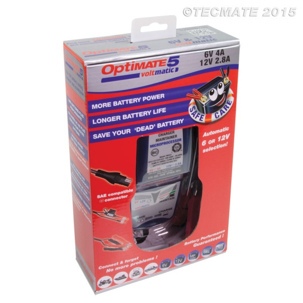 OptiMATE 5 - TM222