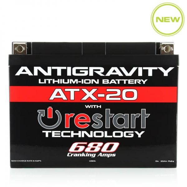 Antigravity ATX-20 RE-START Battery