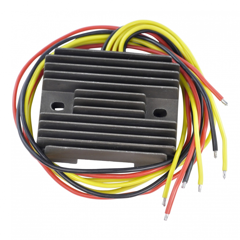 Universal Mosfet Regulator Rectifier (without field coil)