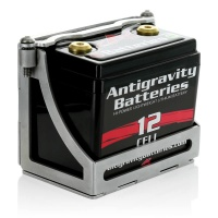 Antigravity 12 or 16 Cell Aluminium Battery Tray