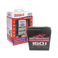 AG1601 Battery & Duo1 Lithium charger