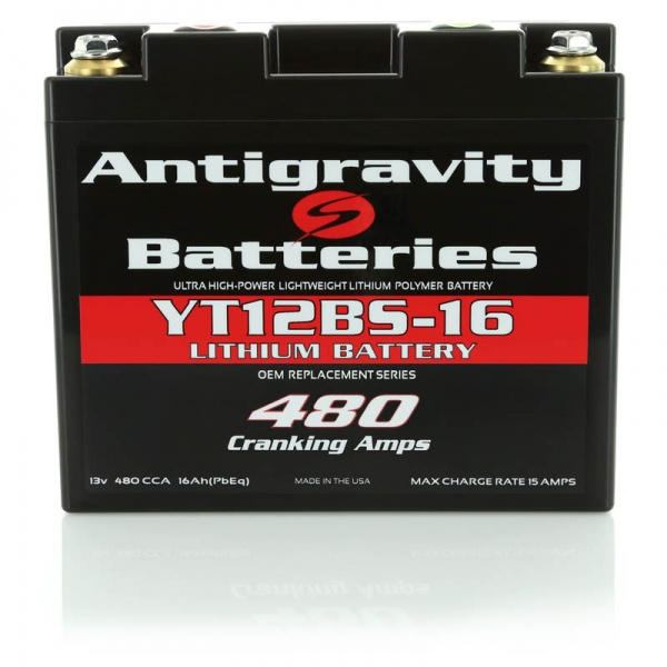 Antigravity Battery YT12BS-16