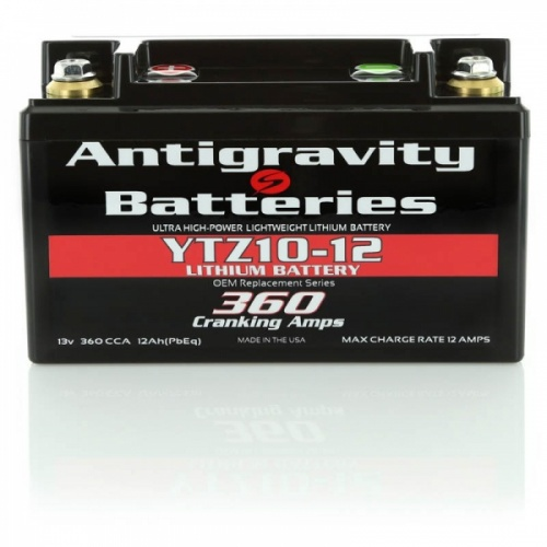 Antigravity Battery YTZ10-12